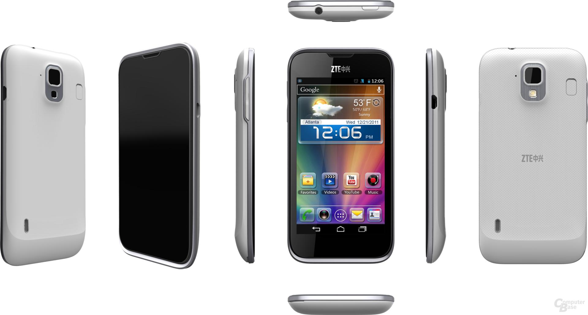 ZTE Grand X LTE Smartphone
