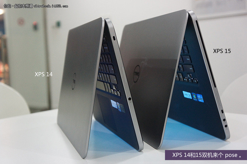 Dell XPS 14 und XPS 15