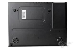 Fractal Design Node 605 – Untersicht
