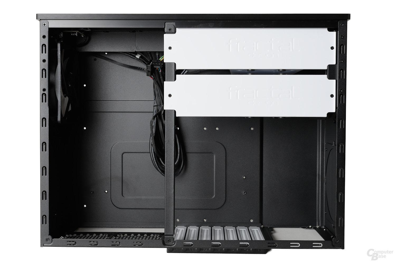 Fractal Design Node 605 – Innenraum