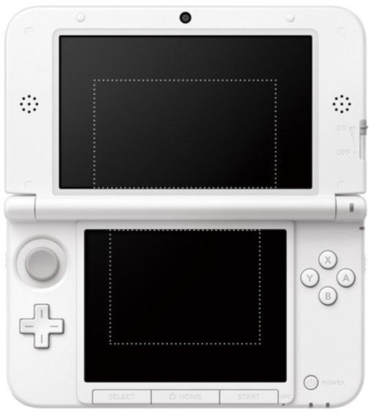 Nintendo 3DS XL: Größenvergleich