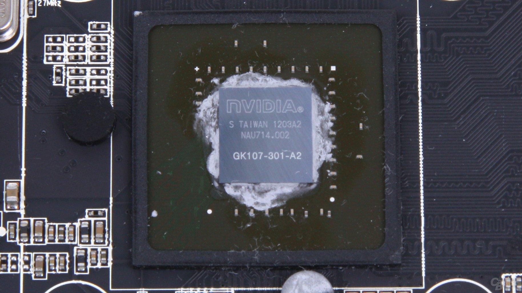 GK107-GPU