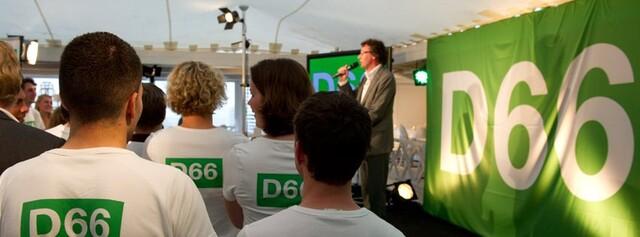 Niederländische D66-Partei