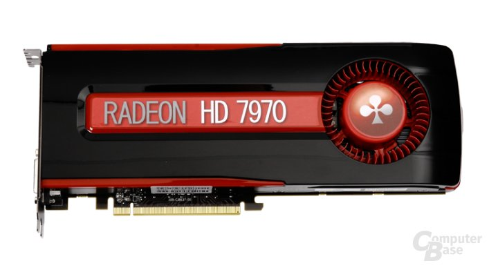 Club3D Radeon HD 7970 Ghz Edition