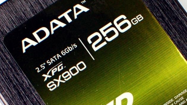 Adata XPG SX900 256 GB im Test: SandForce-SSD mit Platz satt