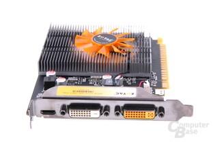 GeForce GT 640 Slotblech