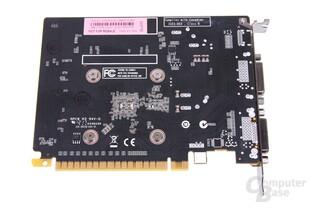 GeForce GT 640 Rückseite