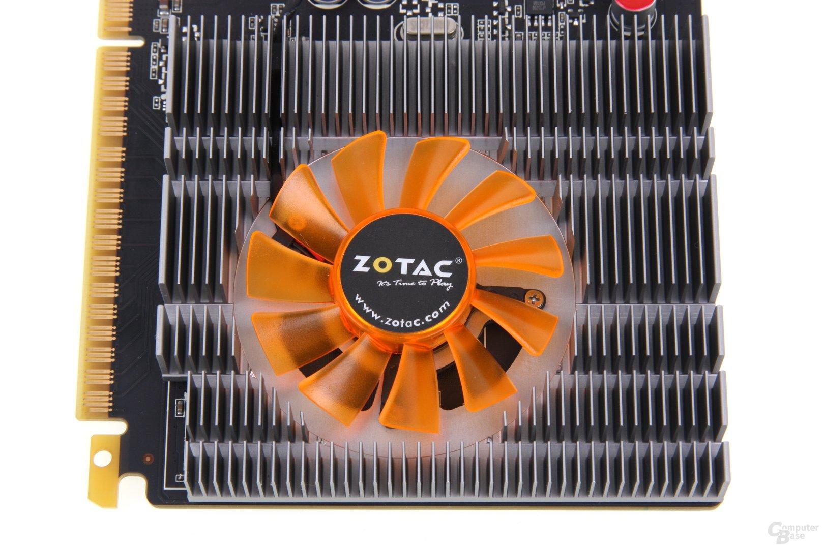 GeForce GT 640 von oben