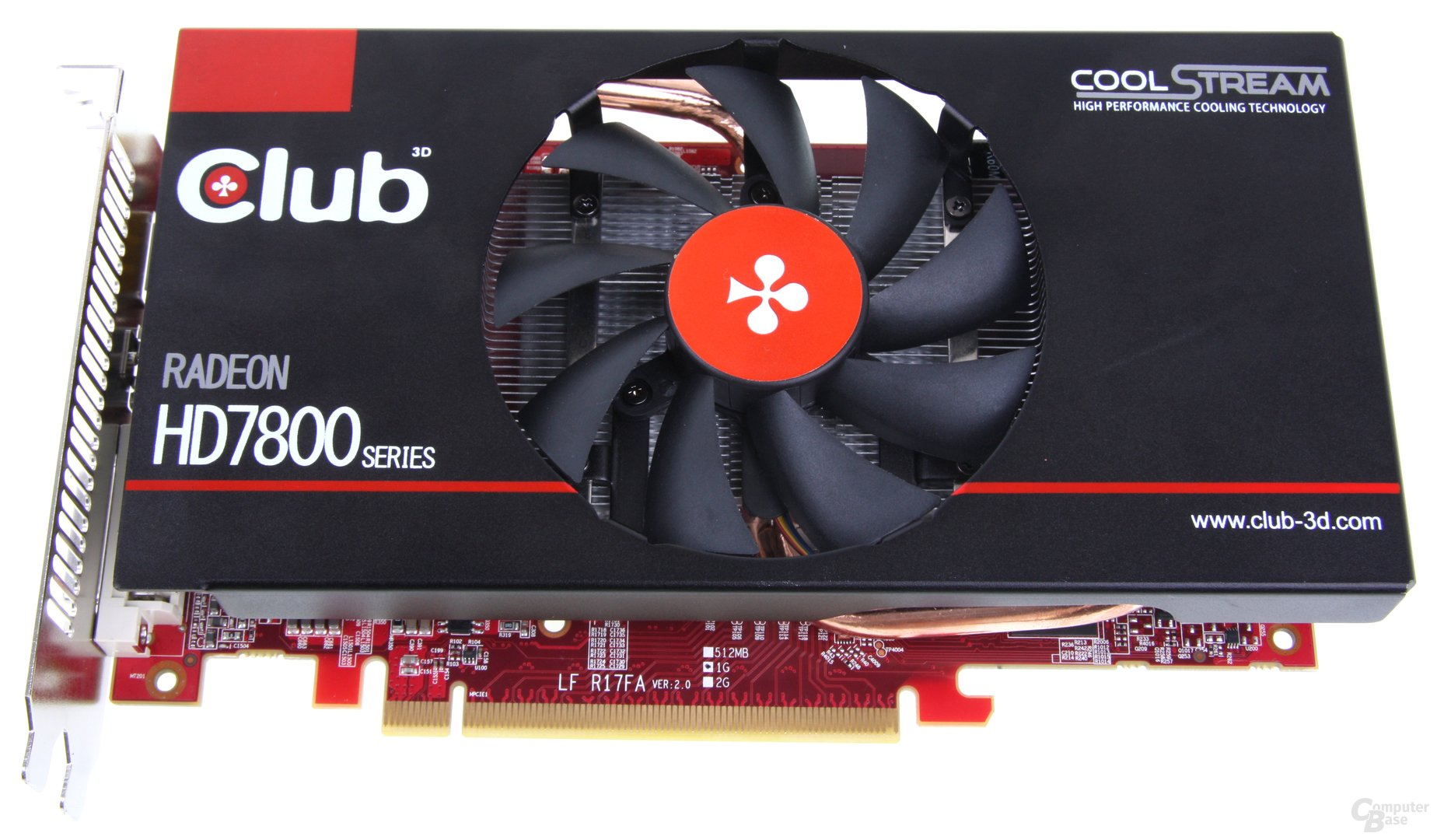 Club3D Radeon HD 7850 royalQueen