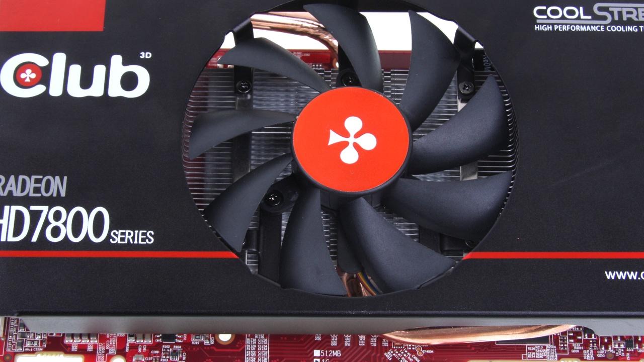 Club3D Radeon HD 7850 1.024 MB im Test: Halber Speicher. Gleicher Spaß!