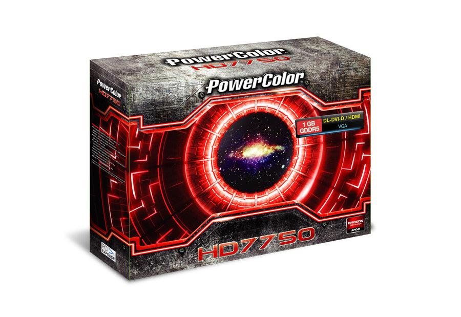 PowerColor HD 7750 LP