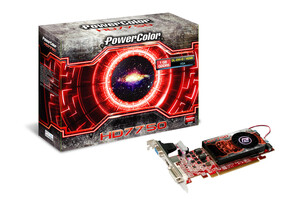PowerColor HD 7750 LP