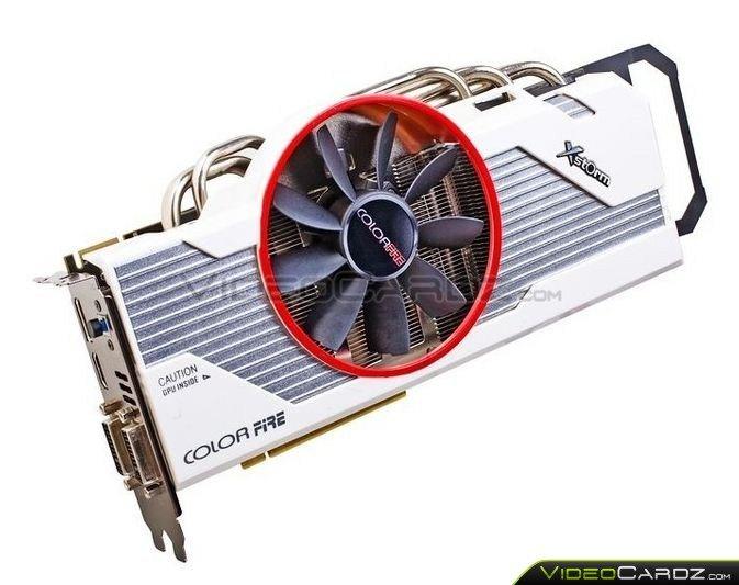 Colorful Radeon HD 7870 XStorm
