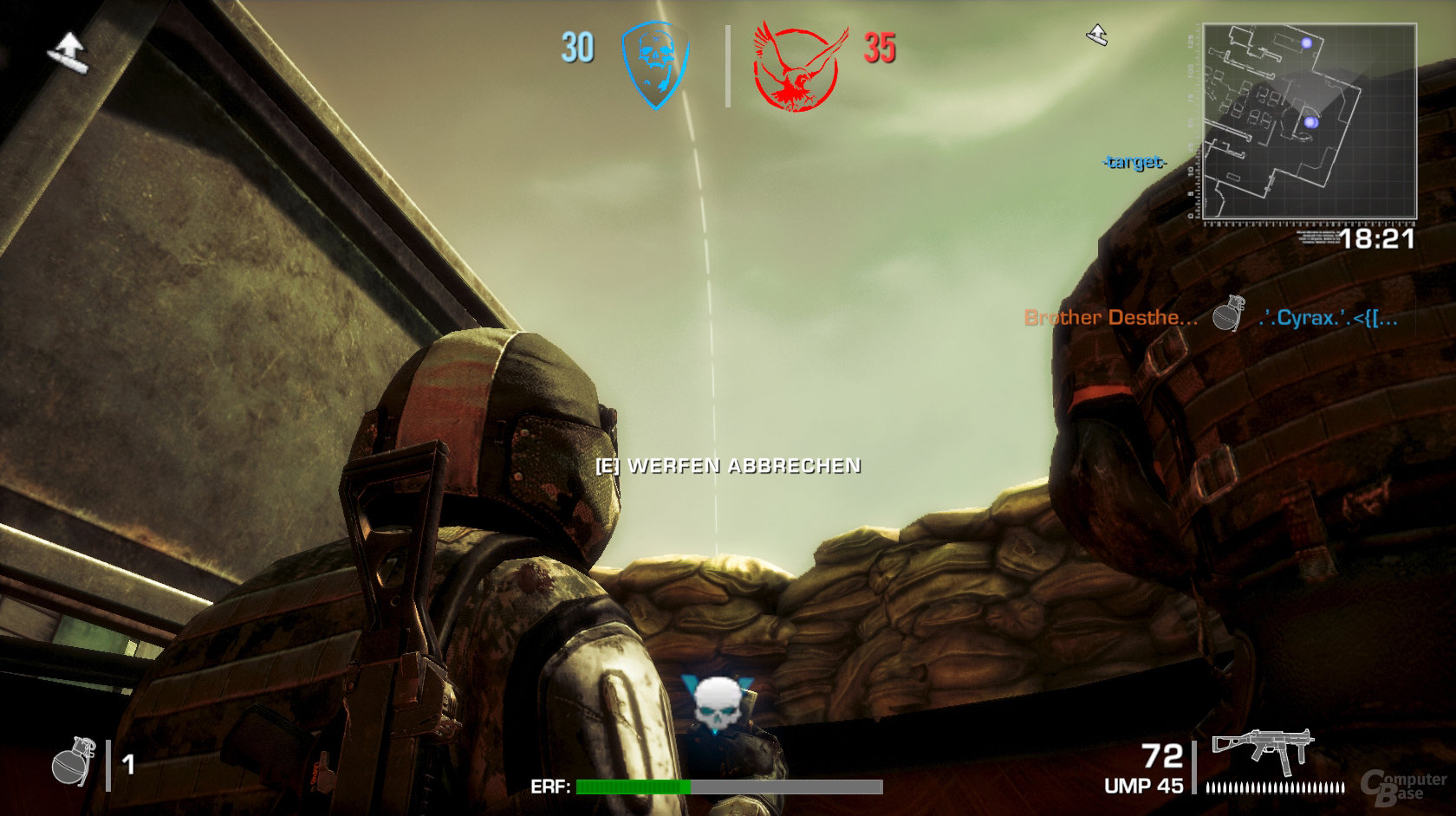 Spec Ops: The Line – Multiplayer-Modus