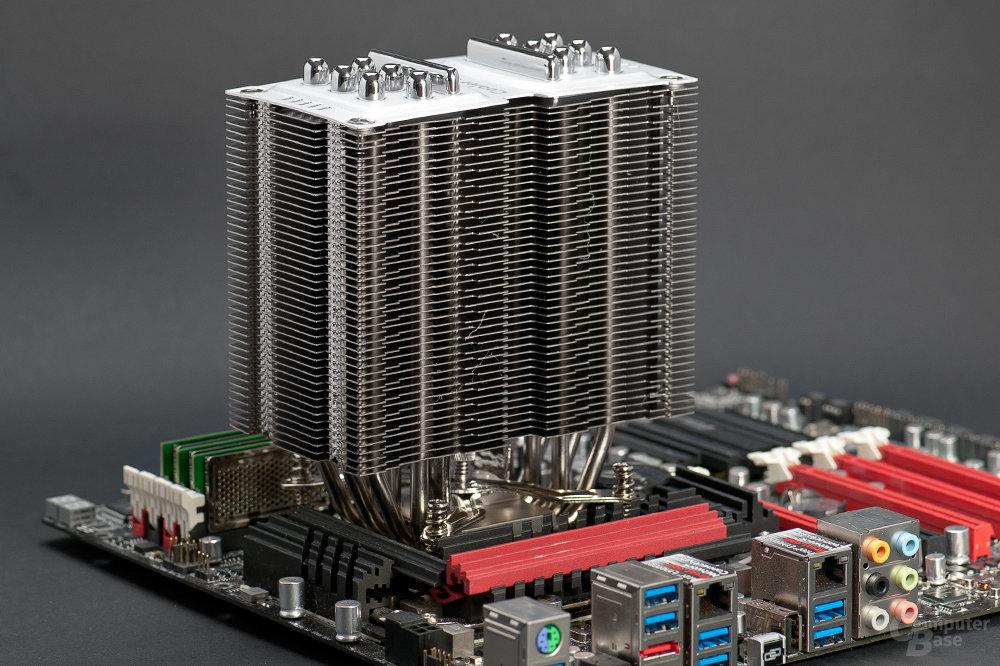 Sichere Rückplattenverschraubung für AMD- und Intelplattformen