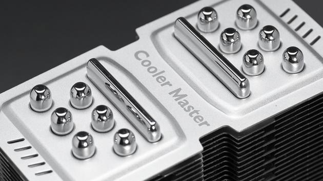 Cooler Master TPC 800 im Test: CPU-Kühler mit neuartiger Heatpipe