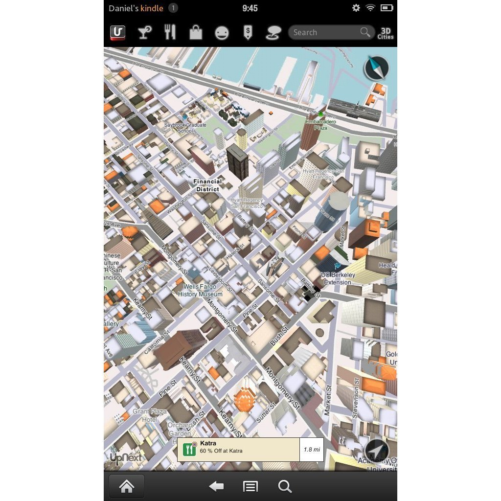 UpNext HD Maps