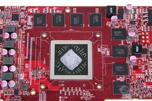 Radeon HD 7850 royalQueen GPU und Speicher