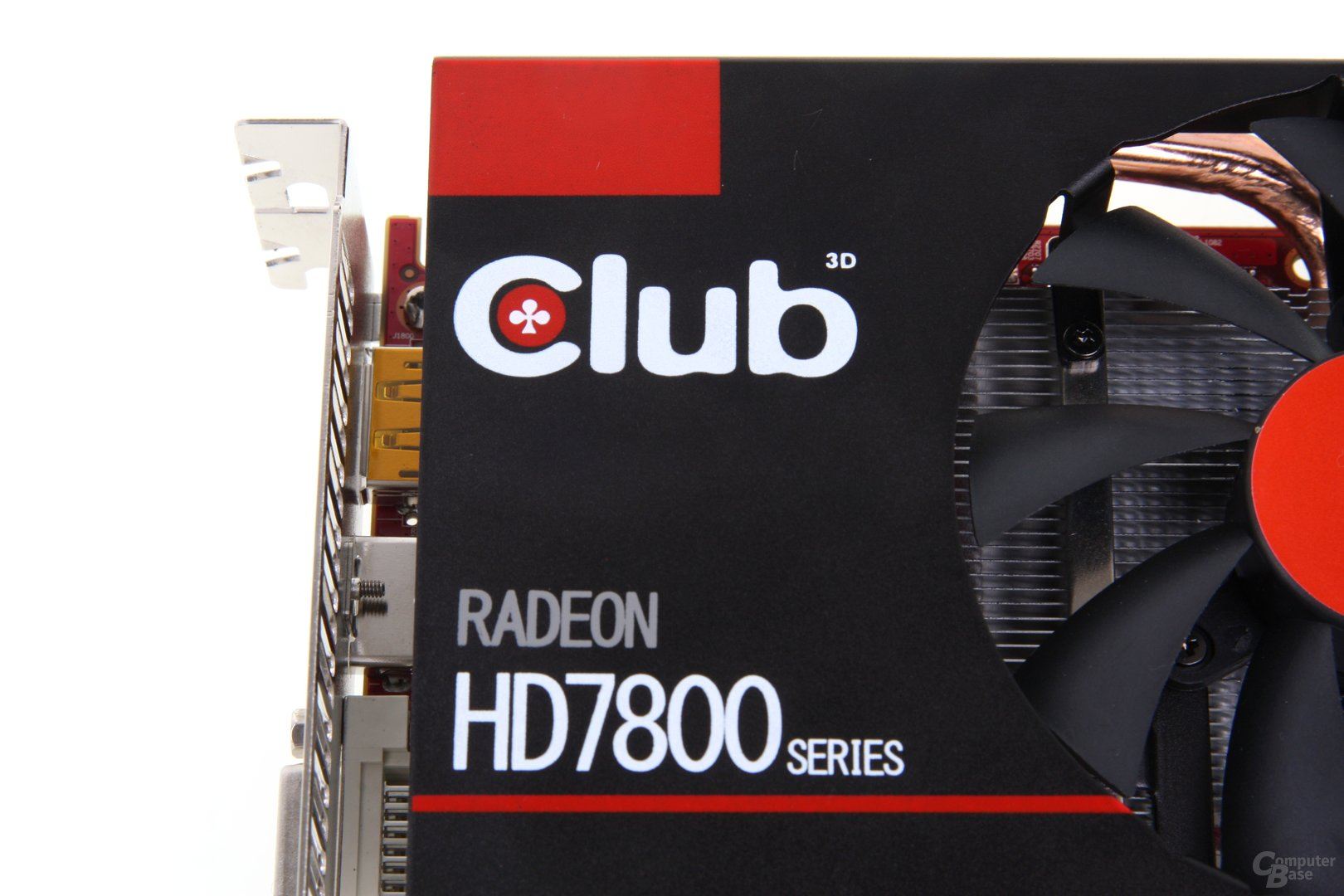 Radeon HD 7850 royalQueen Schriftzug