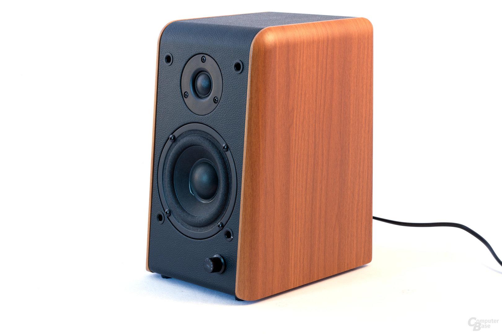 Lautsprecher ohne Frontgitter