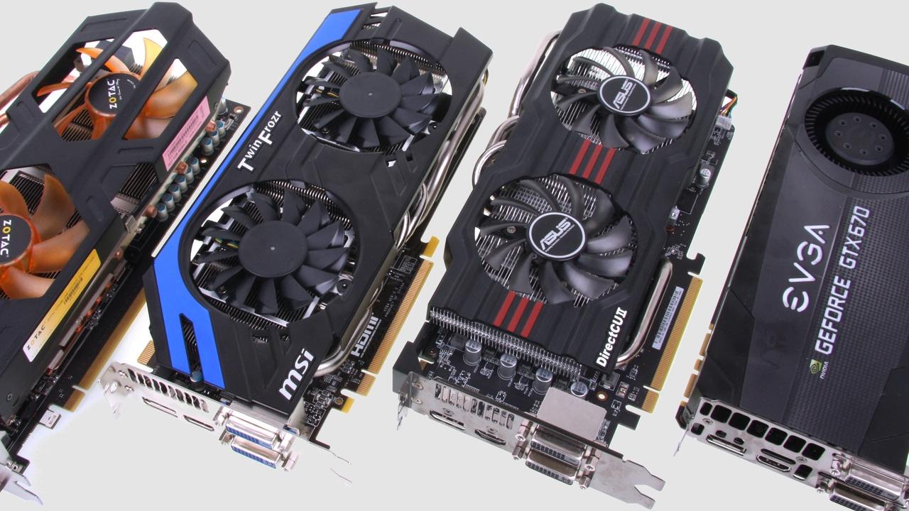 Sieben GeForce GTX 670/680 im Vergleich: Gute und schlechte Nvidia-Karten
