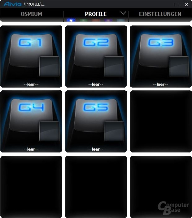 Ghost Makro Engine – Profile