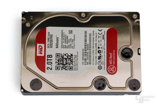 WD Red NAS HDD