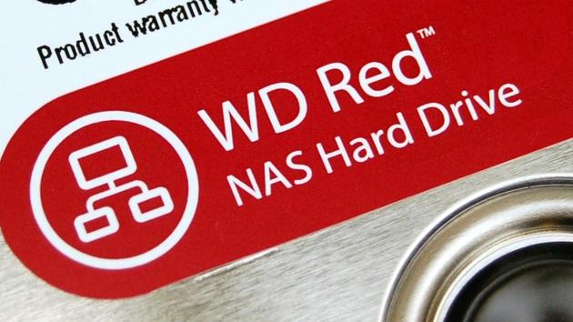 Western Digital Red im Test: Festplatten für den Einsatz im NAS
