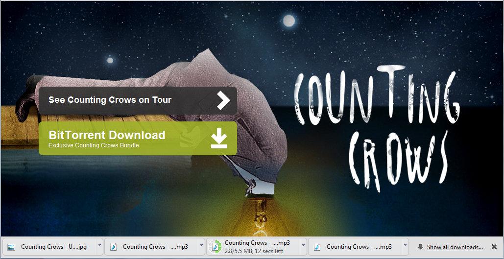 OneClick Chrome Plugin via BitTorrent Torque