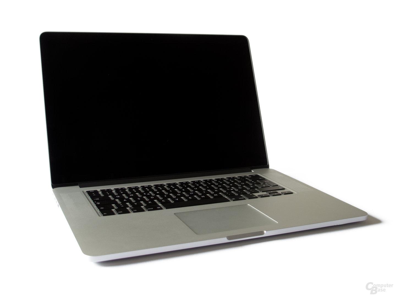 Mac Book Pro mit Retina Display