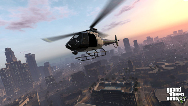 Screenshot aus GTA V
