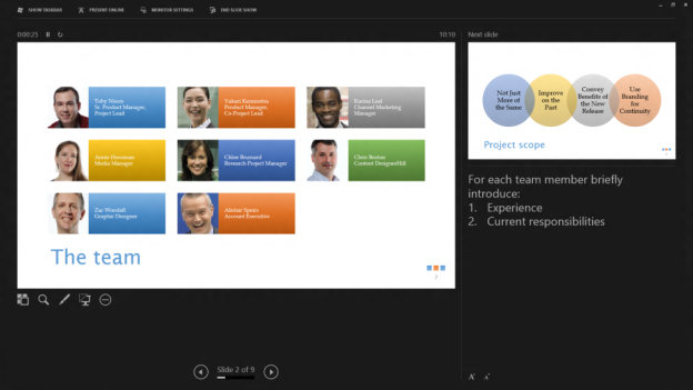 Microsoft: The New Office – PowerPoint