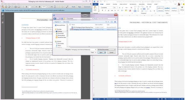 Microsoft: The New Office – Word