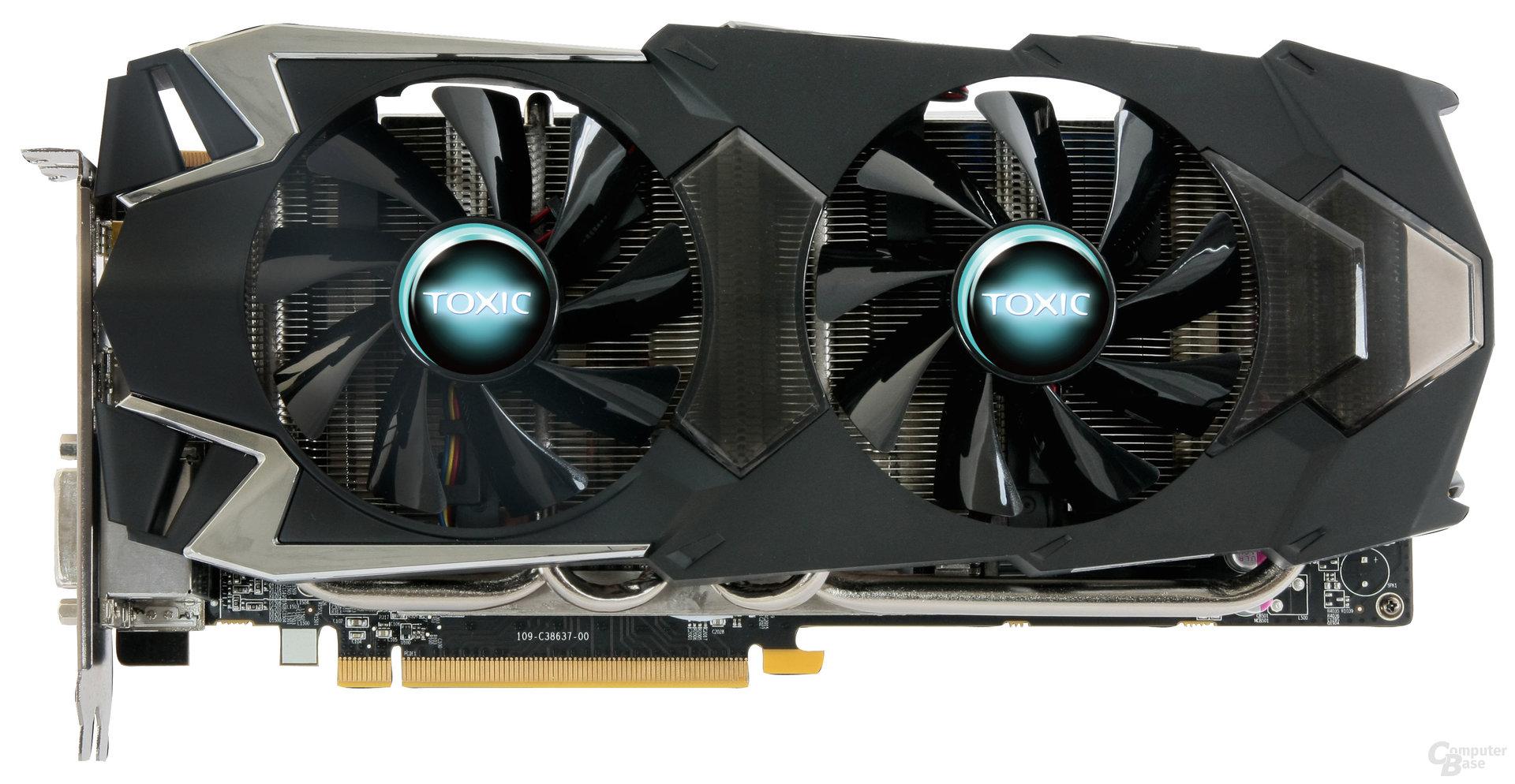Sapphire Radeon HD 7970 Toxic 6 GB