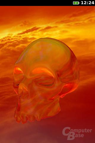 Firefox OS: WebGL-Demo