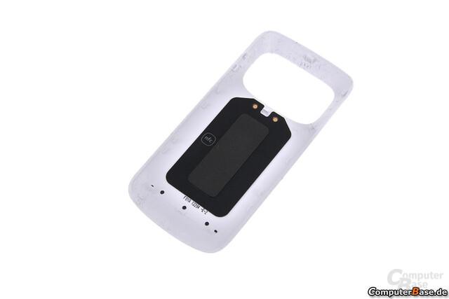 Deckel mit NFC-Chip