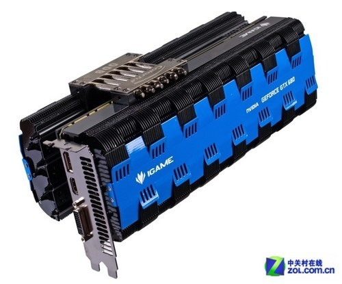 Colorful iGame GeForce GTX 680