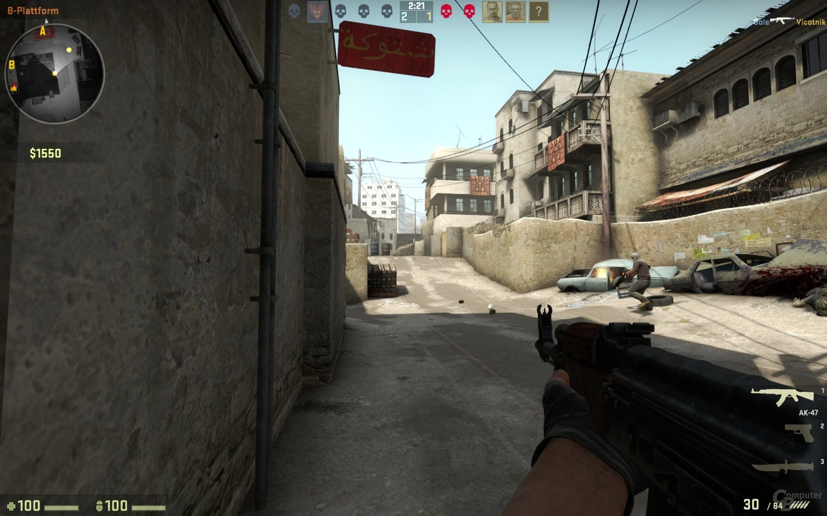 Counter-Strike: Global Offensive (Beta)