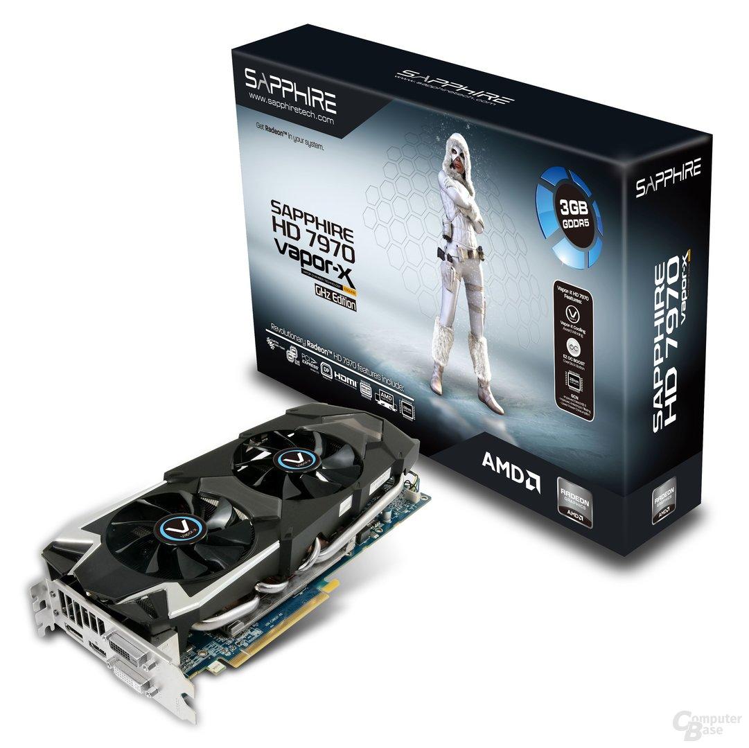 Sapphire Vapor-X HD 7970 3 GB