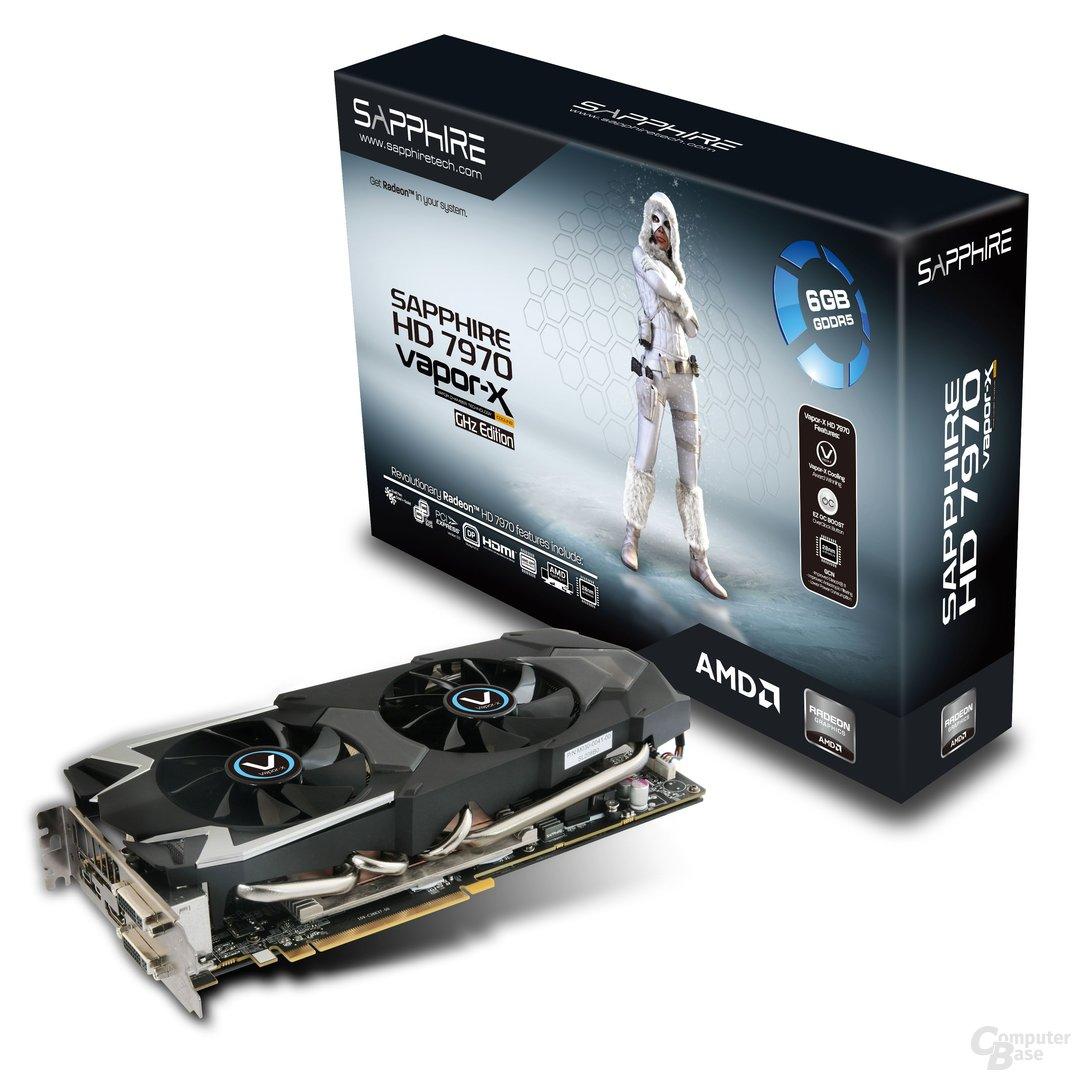 Sapphire Vapor-X HD 7970 6 GB