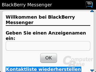BB OS 7.1 (BlackBerry Curve 9320)
