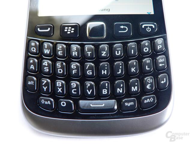 Tastatur des Curve 9320