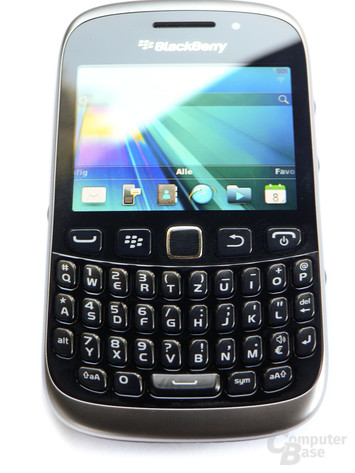 BlackBerry Curve 9320 – Front