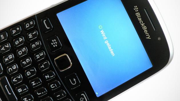 BlackBerry Curve 9320 im Test: Eine gute Tastatur ist nicht genug des Guten