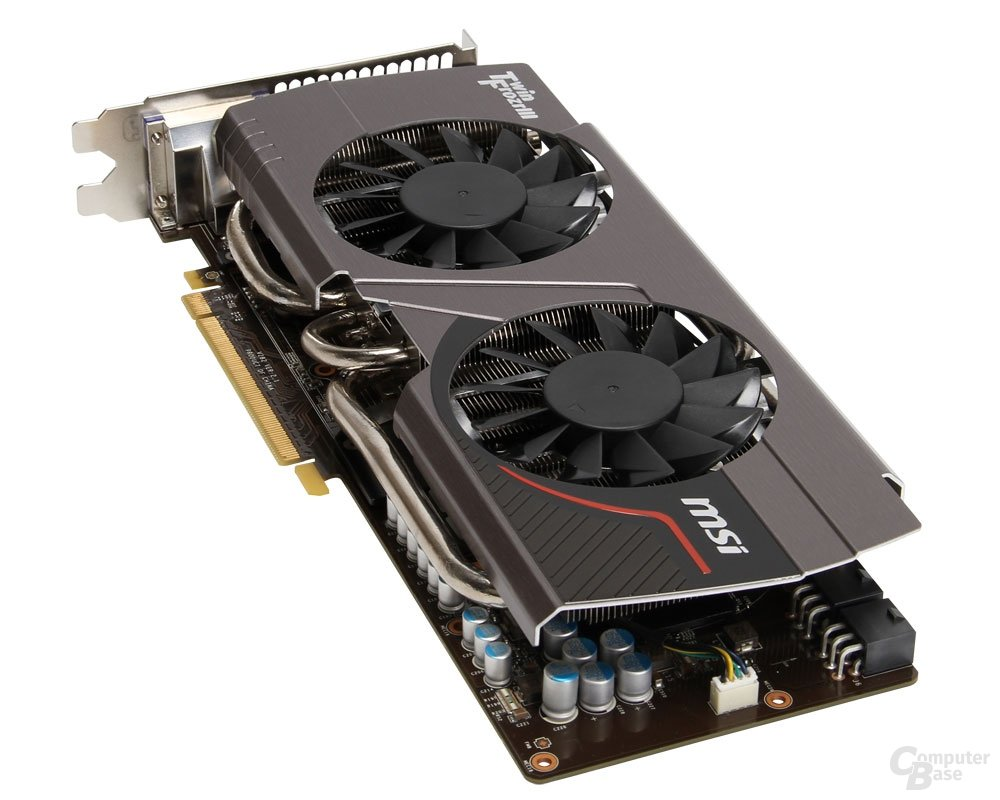 MSI GeForce GTX 680 TFIII 4GB