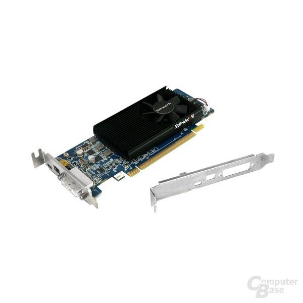 Sapphire Radeon HD 7750 Low-Profile