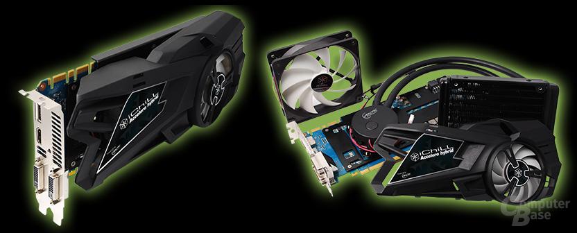 Inno3D iChill GeForce GTX 600 Black Series
