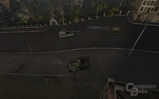 M48A1 im Kampf