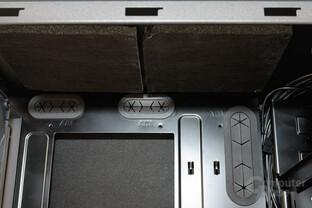 Fractal Design Define R4 - Dämmabdeckungen für Lüfterschächte