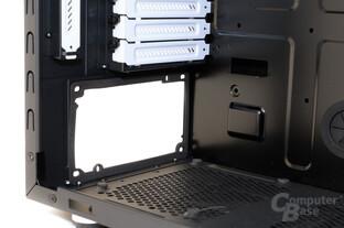Fractal Design Define R4 - Netzteilentkopplung